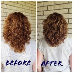Curly Girl Even in a fabulous outfit, it's hard to feel beautiful on a bad hair day. Long Layered Curly Hair, Thin Curly Hair, Curly Hair With Bangs, Curly Girl, Updo Curly, Curly Medium Length Hair, Layered Curls, Shoulder Length Curly Hair, Short Wavy