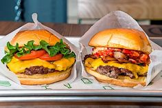 The 10 Hottest Restaurants in Chicago: This NYC transplant gave the L.A. transplant Umami Burger a whole seven weeks of fame before muscling in on the local burger wars. 66 E. Ohio St., 312-667-1701