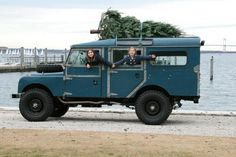 """Series 1 109"""" Land Rover"""
