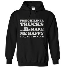 Freightliner Trucks Make me Incredibly Happy!!