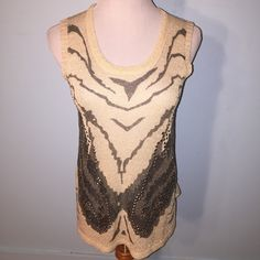 NWOT casting blouse Brand new without tags shimmery size small casting blouse retails $299 Casting Tops Blouses