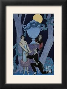 L'Olsarice Giclee Print by Georges Barbier at Art.com