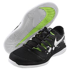 huge discount bde03 abd09 Nike Air Zoom Vapor X HC Premium Men s Tennis Shoes Black Racket NWT  AV3911-001