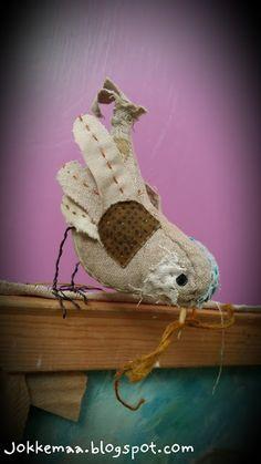 Scrap bird