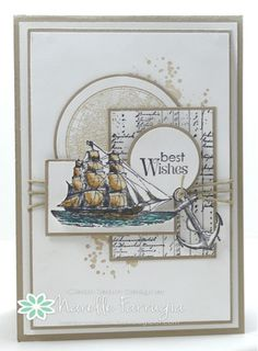 The Open sea, Gorgeous grunge, Petite pairs, Congratulations, Masculine card