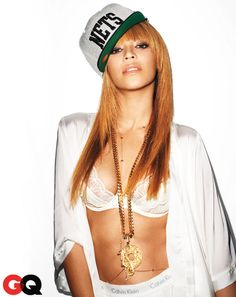 Beyoncés My H-Town #1 Proof Is In this Enchanting Lady GQ Photo Shoot