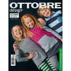 Magazine Ottobre Design 04/2013 Kids Autumn