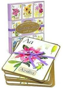 eeBoo Fairies in the Garden Alphabet Cards Wall Art New ebay