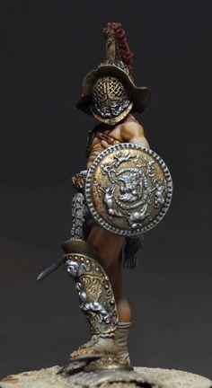 Sergey Popovichenko: Gladiator