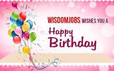 Wisdomjobsgulf wishes TSAWUQ.COM a Happy Birthday