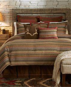 croscill horizons queen comforter set