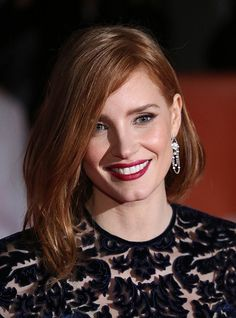 Say goodbye to ice-y greys and ashy tones, and hello to reds for fall!