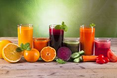 jugos naturales -