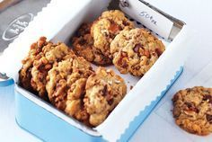 These crazy addictive, sweet and salty cookies are inspired by Momofuku Milk Bar's Compost Cookies. Use whatever goodies you have on hand: chopped chocolate, chocolate bars, chocolate-covered raisins, peanuts and savoury snacks, such as potato chips, corn chips and pretzels. Photography by Jodi Pudge.