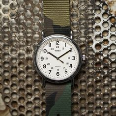 Timex Weekender Camo - Cool Material
