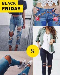 Basics sind nie genug   Jeans sind heute bis zu 70% reduziert  #blackfriday http://bit.ly/2AtBsua