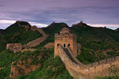 Great Wall, {China}