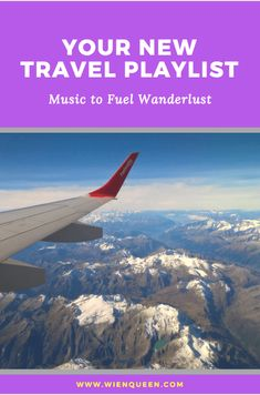 When you travel, you need some great music to get you pumped and inspired. Check out this travel playlist to get you on your way. New Travel, Travel Gifts, Travel Advice, Travel Quotes, Stress Relief Tips, Travel Couple, Amazing Destinations, Travel Around The World, Travel Inspiration