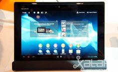 Sony Xperia Tablet Z tendrá más potencia y mejor pantalla http://www.xataka.com/p/101151