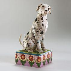 Spot-Dalmation Figurine