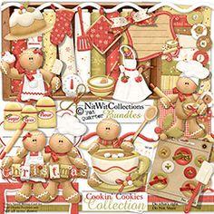 The CUTEST gingerbread men!