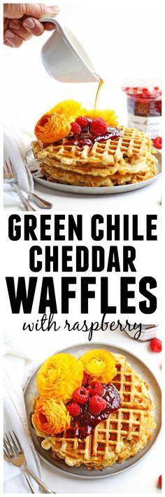 Cheesy green chile c