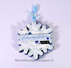 Mini-Album Snowflake