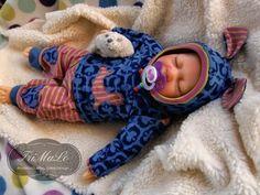Kuschelbasics Babykleidung nähen Erstausstattung Baby selber nähen