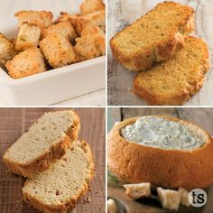 Why hoist a brewski on International Beer Day when you can put your favorite beverage to better use with Bountiful Beer Bread Mix? Make croutons, a bread bowl for Spinach & Herb dip, the Best Beer Bread Ever or Italian Garlic Beer Bread. @tastefullysimple_inc