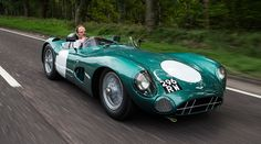 1956 Aston Martin DBR1- Only the most beautiful