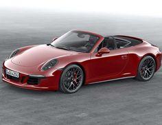 911 Carrera GTS Cabriolet - Porsche