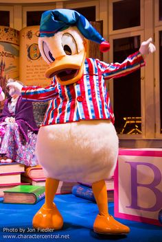 Donald Duck - May 2013 - Duffy's Bedtime Story