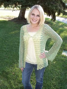 "Hydroponic Tunic crochet pattern by MarlyBird | Lightweight lace layering piece, sizes up to 60"" bust. Color choices (lighter panels in the center, darker side/sleeve) help draw the silhouette inward."