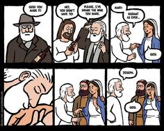 Awkward moments in Christian History.