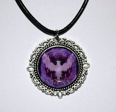 Customized gift! For more fandom inspired jewelry or gifts visit splatterpalette.com.