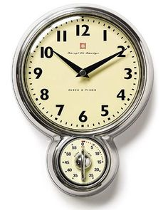 Wall Clock & Timer