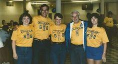 Original Alumni Band members