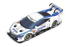 2015 Epson NSX Concept-GT Paper Car Free Vehicle Paper Model Download