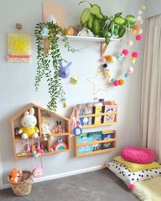 25 Best Kids Bedroom Ideas for Small Rooms You Should Try Now Wir mögen hier gerne Farbe color. Small Room Bedroom, Baby Bedroom, Girls Bedroom, Small Rooms, Bed Room, Kids Bedroom Paint, Kid Bedrooms, Nursery Decor, Bedroom Decor