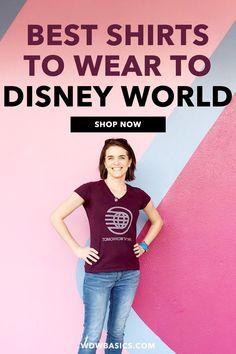 Disney Shirts For Men, Disney World Shirts, Disney Tees, Disney World Tickets, Disney World Florida, Walt Disney World Vacations, Disney Songs, Disney Quotes, Toy Story Shirt