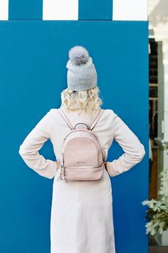 Backpack a punch via Blare June