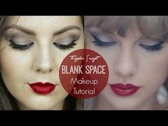 Taylor Swift - Blank Space // Makeup Tutorial - YouTube