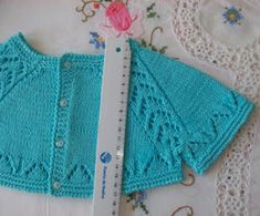 Blog Abuela Encarna Knitting For Kids, Baby Knitting Patterns, Knit Baby Sweaters, Baby Cardigan, Free Pattern, Baby Kids, Pastel, Diana, Virginia