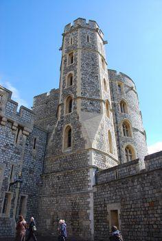 Windsor Castle - King Edward III's Tower