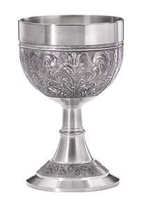 Pewter goblets on Pinterest | Pewter, Celtic Knot and Forest Animals