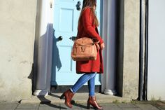 Tan Leather Handbags, Tan Handbags, Leather Crossbody Bag, Leather Bag, Uk Shop, Backpack Bags, Shoulder Bag, Lady, Cross Body