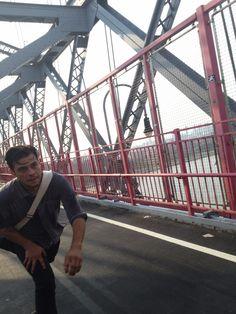 #imperialmotion Raymond Molinar x Brooklyn Bridge
