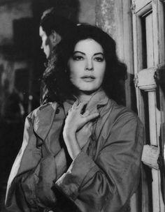 "sddubs: "" Ava Gardner, The Angel Wore Red, 1960 """