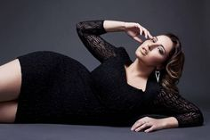 Model Plu Size Curvy Girls | big plus for curvy women: fashion weekend to celebrate larger models ...