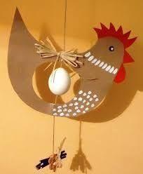Bildergebnis für velikonoční tvoření z papíru
